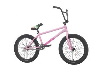 "Sunday 2021 Forecaster Aaron Ross - Matte Pale Pink - 20.5"" TT"